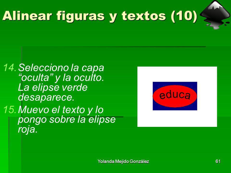 Alinear figuras y textos (10)