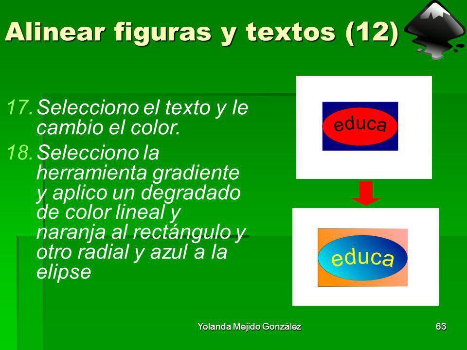 Alinear figuras y textos (12)