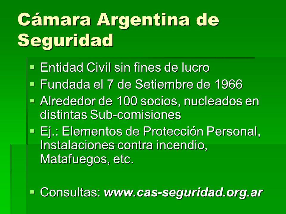 Cámara Argentina de Seguridad