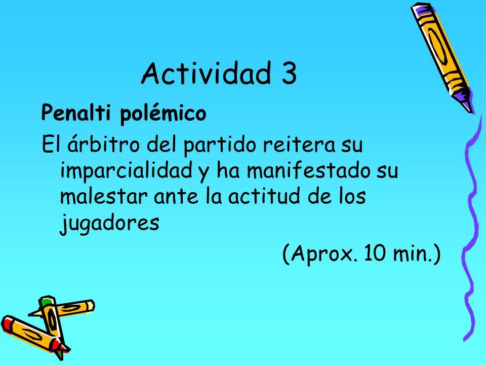 Actividad 3 Penalti polémico
