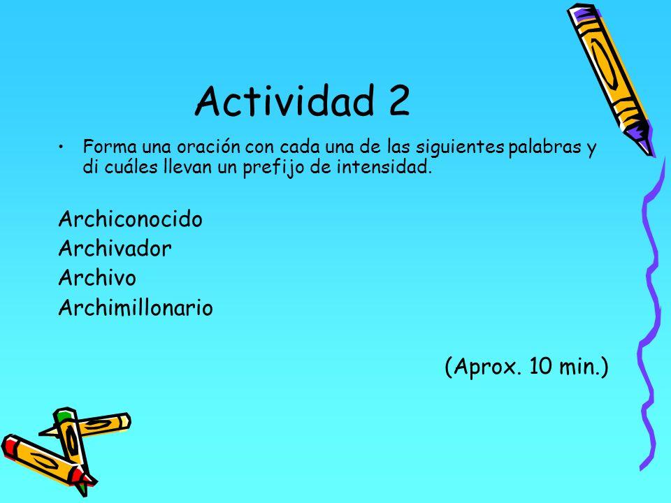 Actividad 2 Archiconocido Archivador Archivo Archimillonario