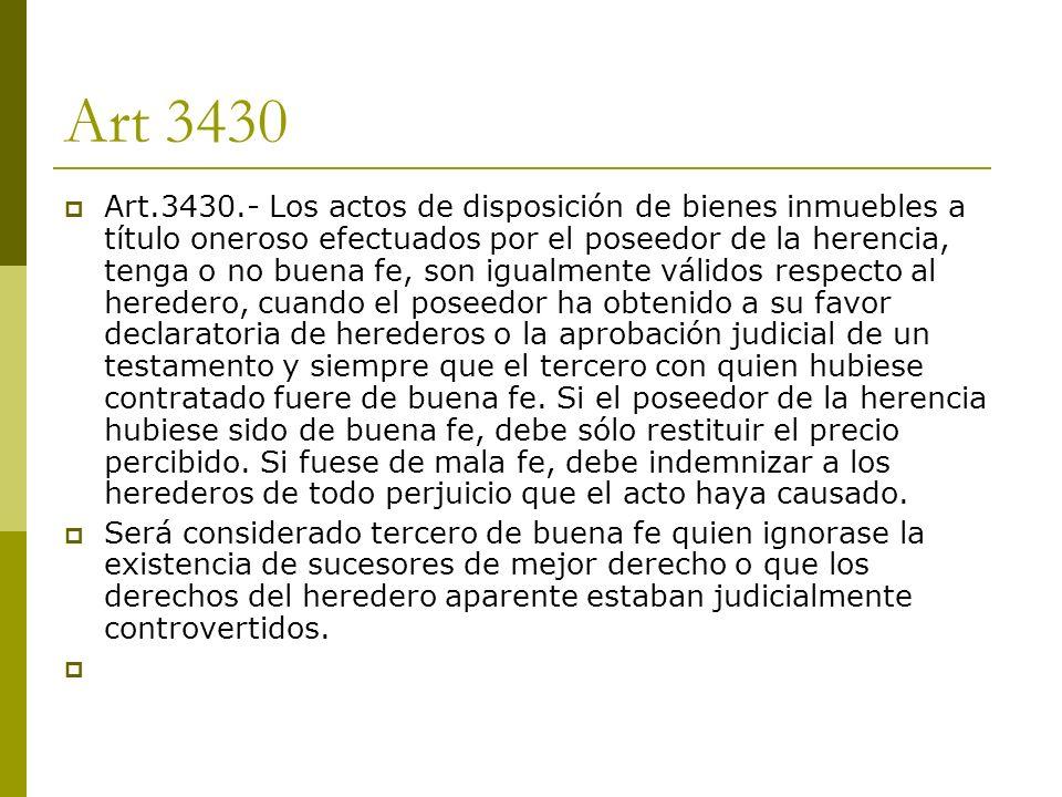 Art 3430