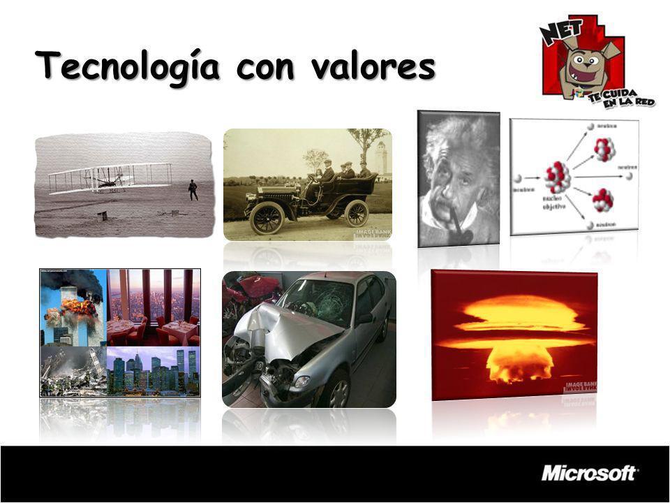 Tecnología con valores