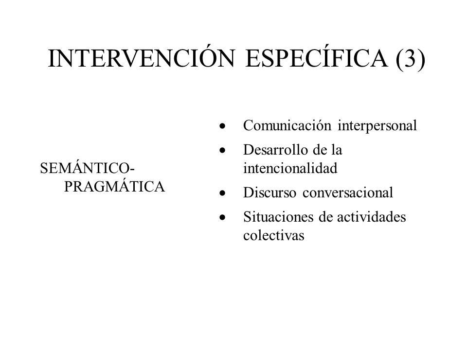 INTERVENCIÓN ESPECÍFICA (3)