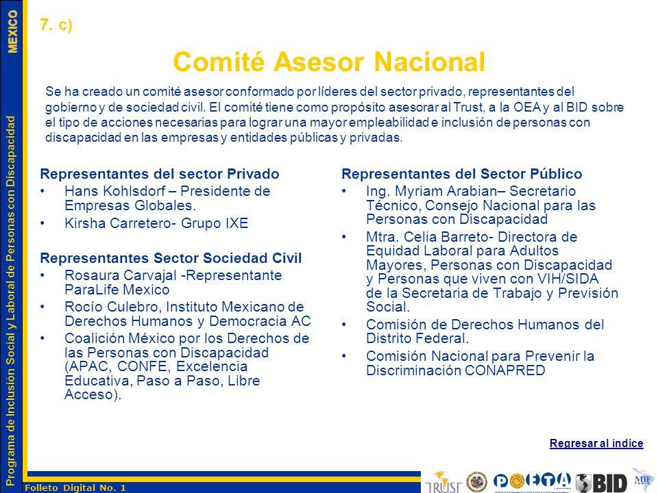 Comité Asesor Nacional