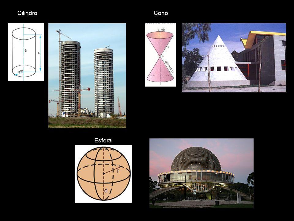 Cilindro Cono Esfera