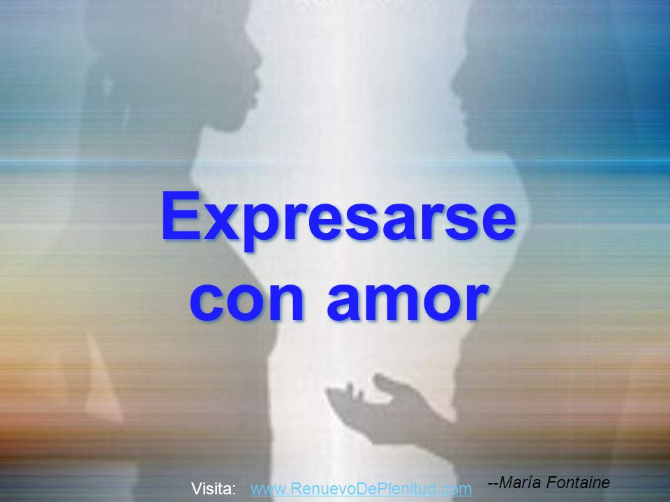 Expresarse con amor Tommy s Window Slideshow ♫ Enciende los parlantes.