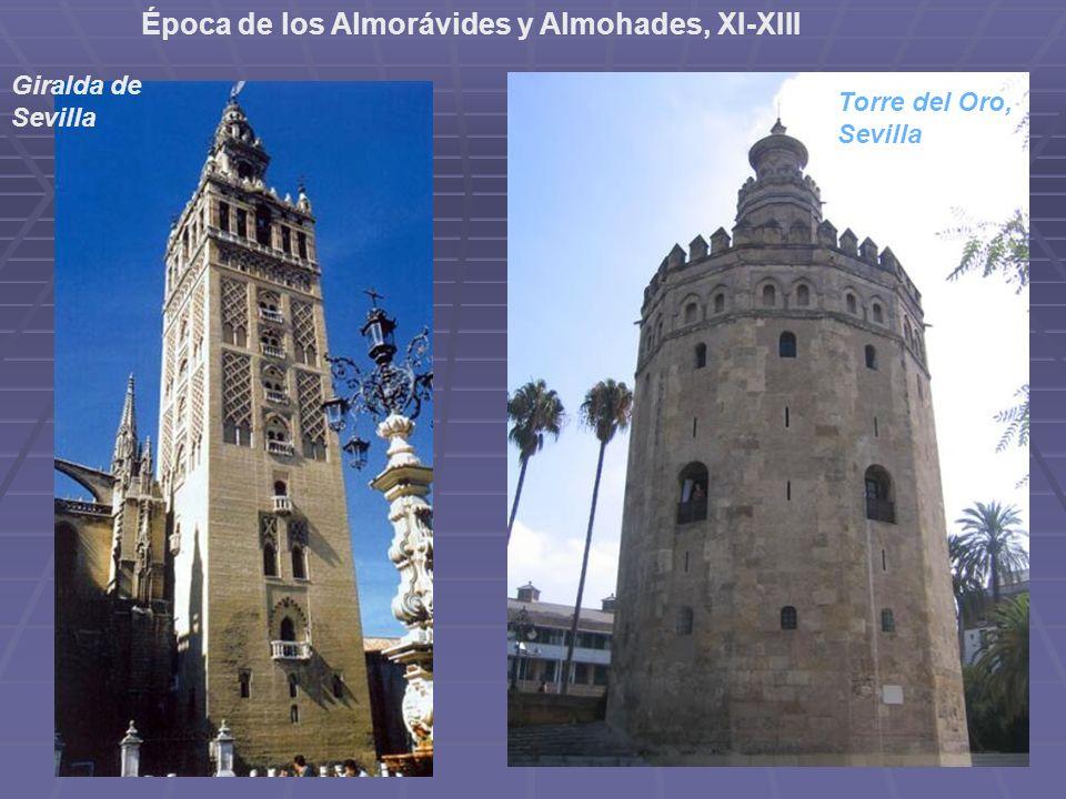 Época de los Almorávides y Almohades, XI-XIII
