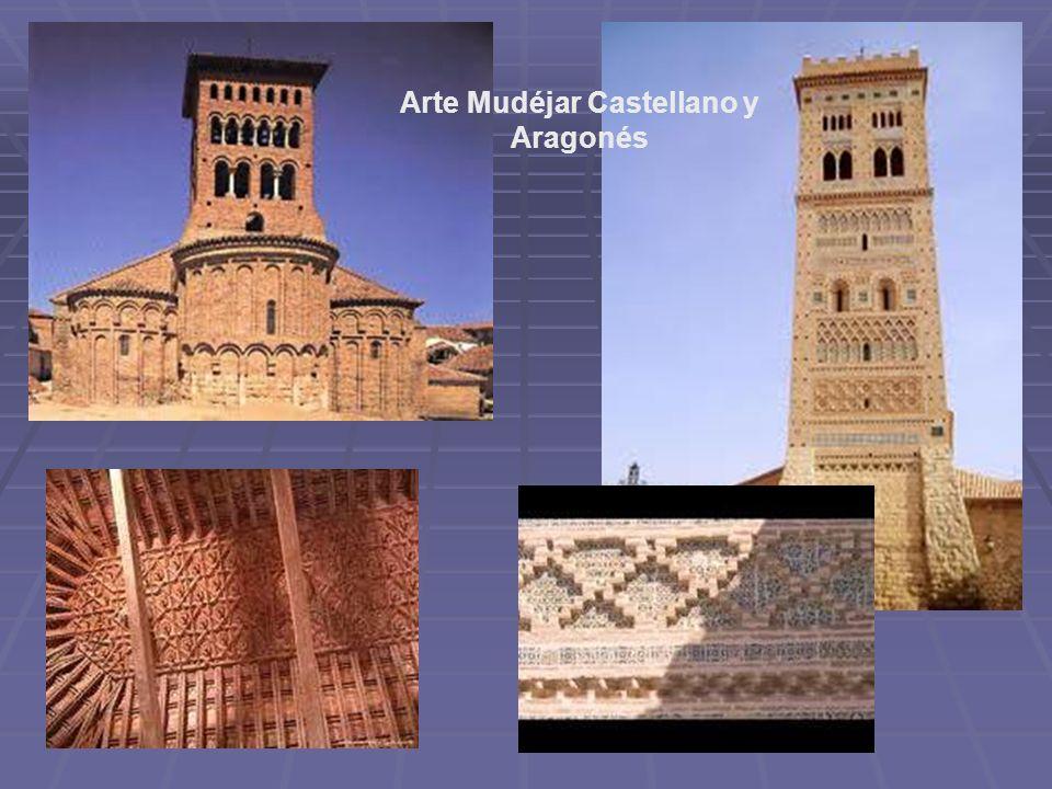 Arte Mudéjar Castellano y Aragonés
