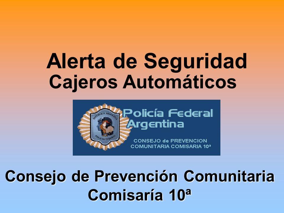 Consejo de Prevención Comunitaria