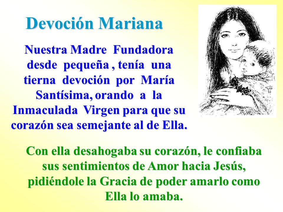Devoción Mariana