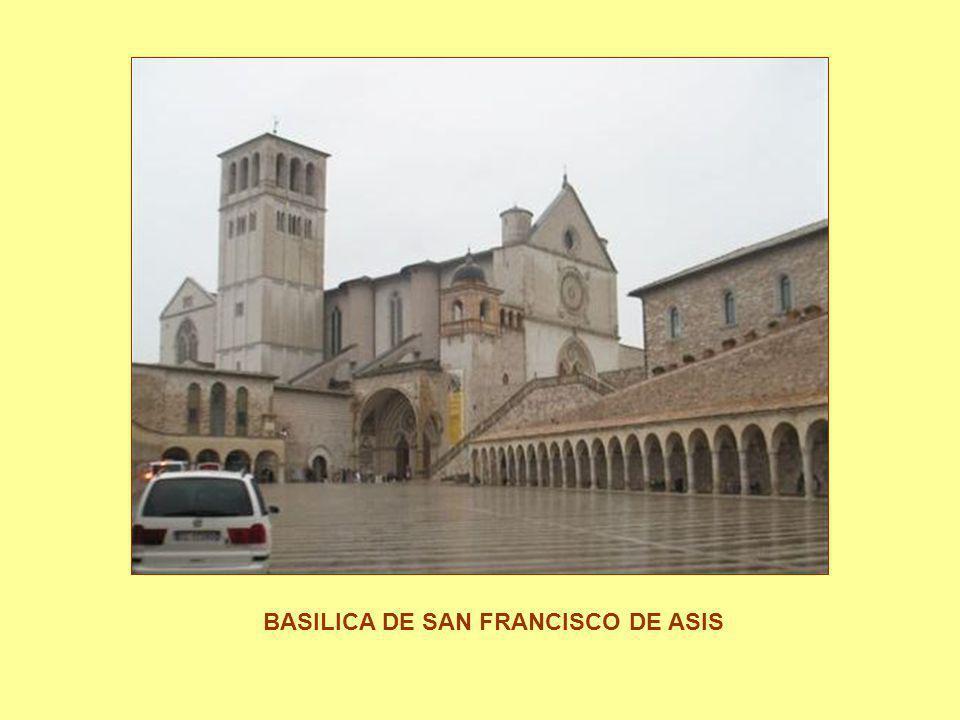 BASILICA DE SAN FRANCISCO DE ASIS