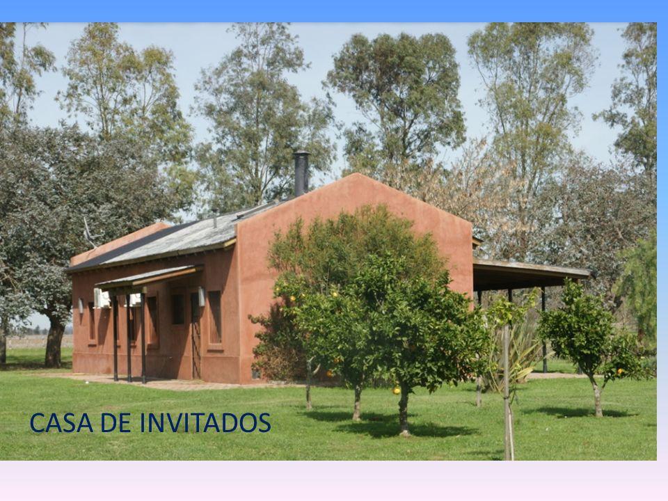 CASA DE INVITADOS