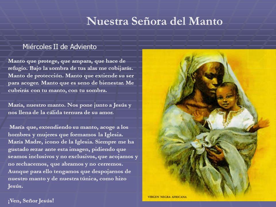 Nuestra Señora del Manto