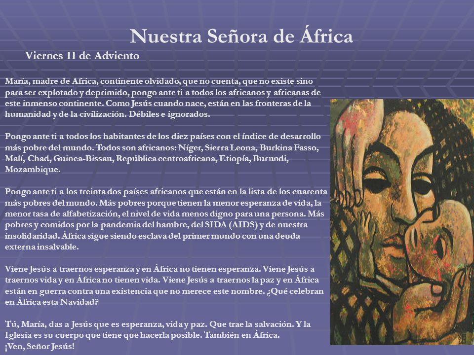 Nuestra Señora de África