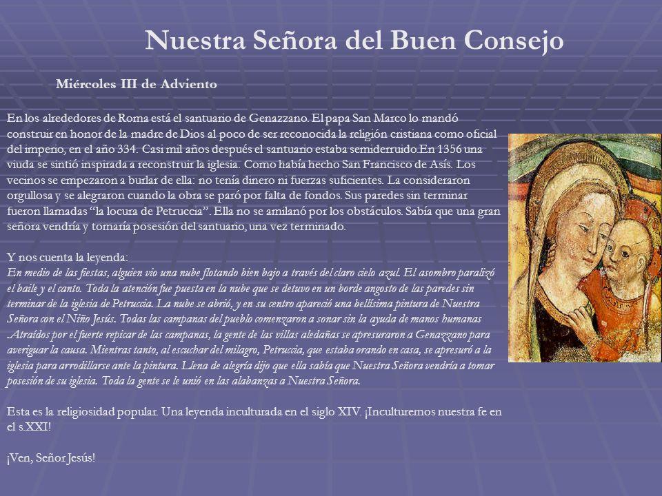Nuestra Señora del Buen Consejo