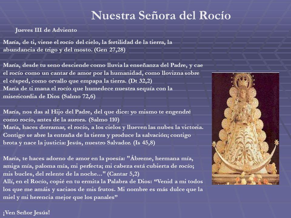 Nuestra Señora del Rocío
