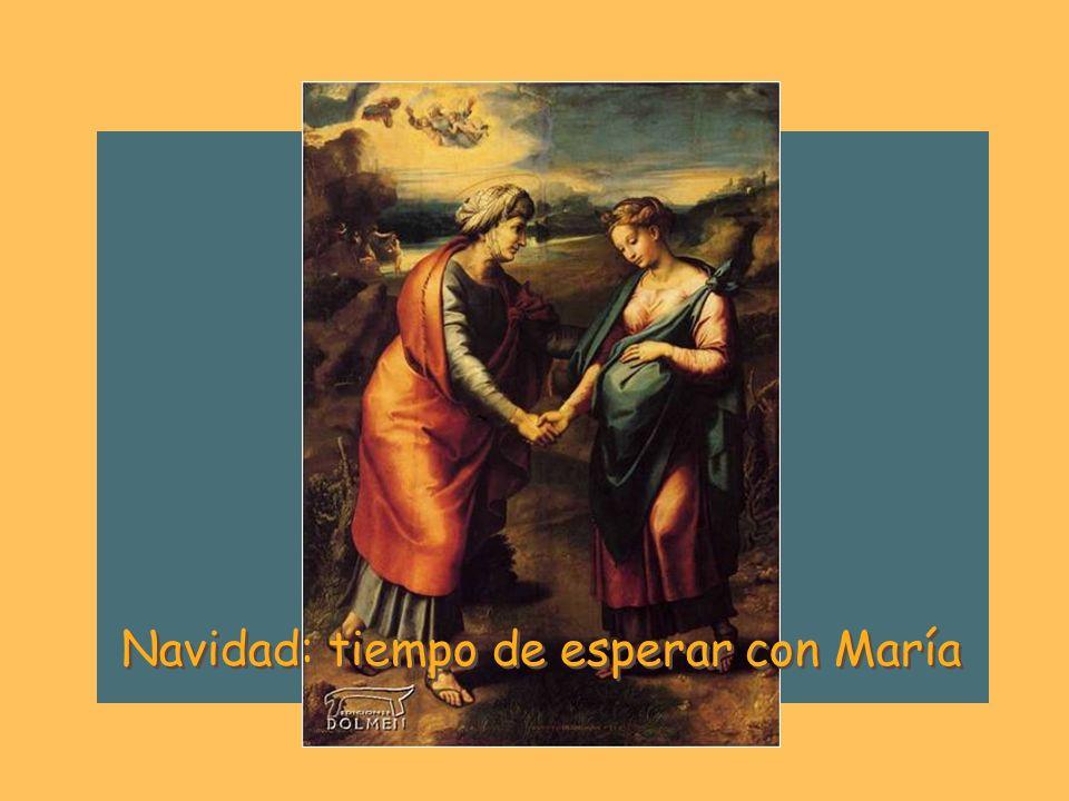 Navidad: tiempo de esperar con María