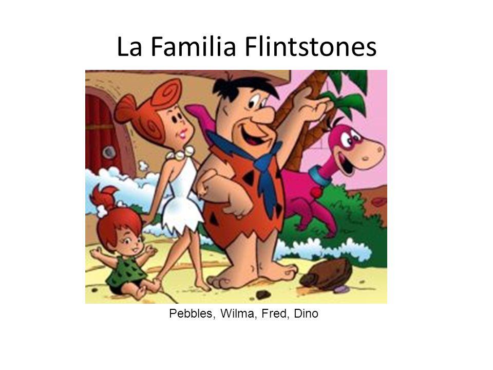 La Familia Flintstones