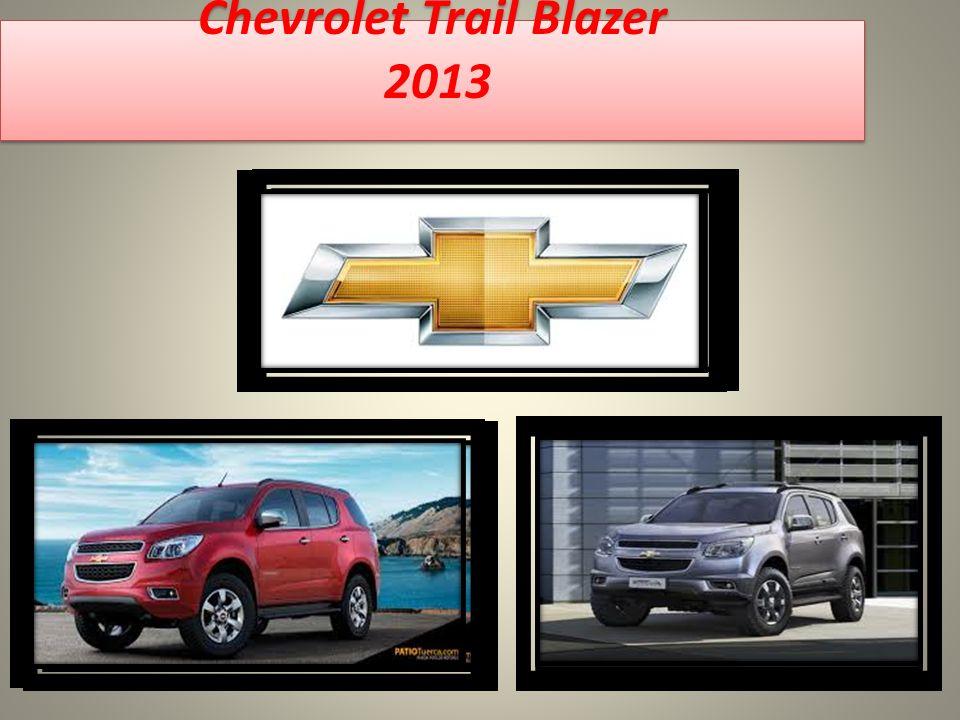 Chevrolet Trail Blazer 2013