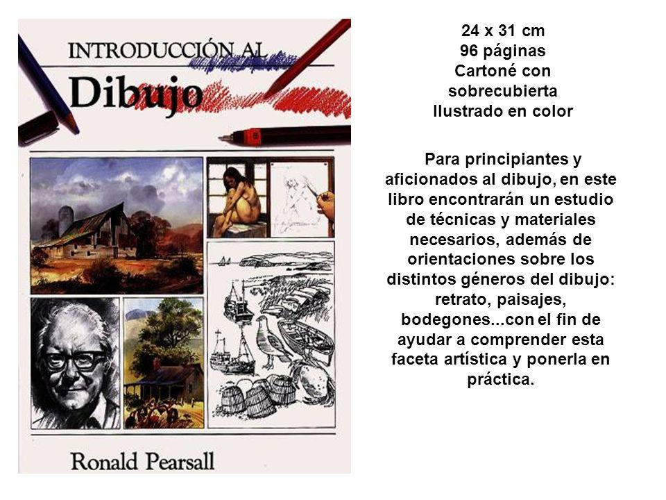 24 x 31 cm 96 páginas Cartoné con sobrecubierta Ilustrado en color