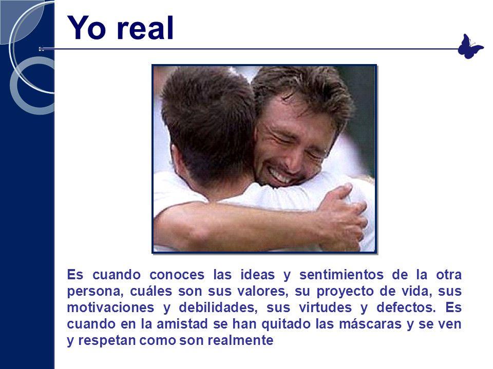Yo real