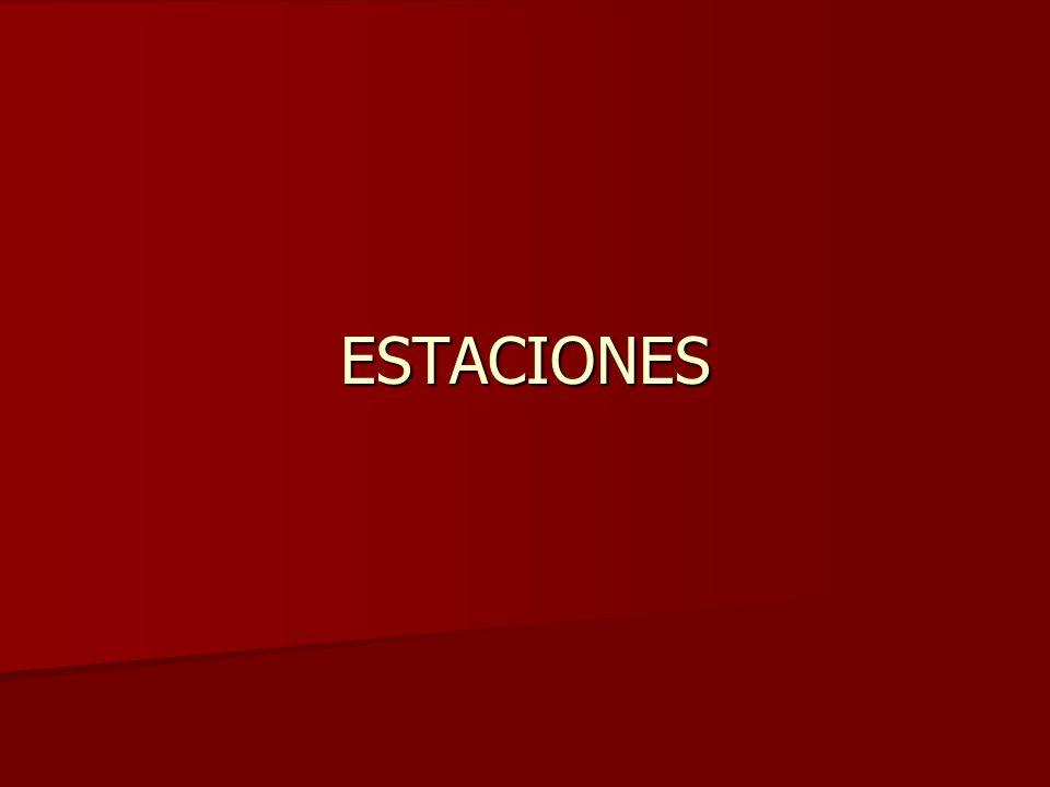 ESTACIONES
