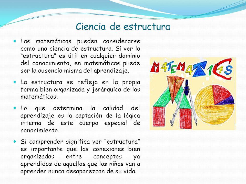 Ciencia de estructura