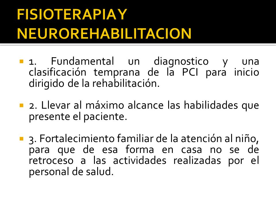 FISIOTERAPIA Y NEUROREHABILITACION
