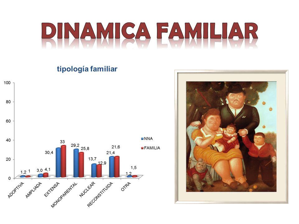 DINAMICA FAMILIAR