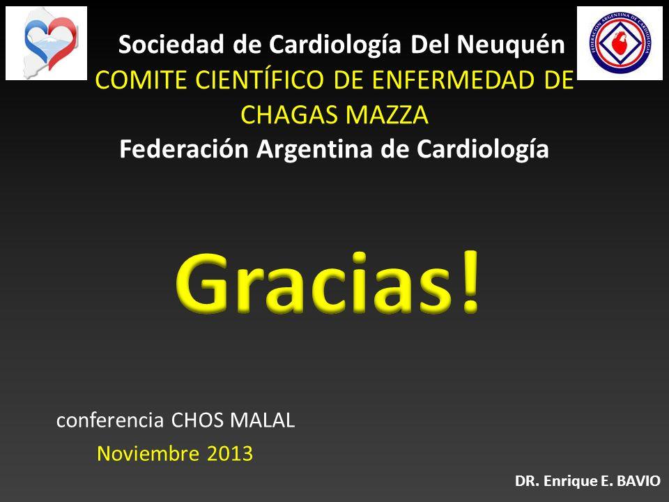 conferencia CHOS MALAL