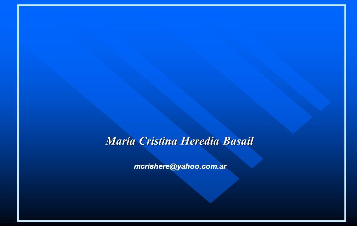 María Cristina Heredia Basail