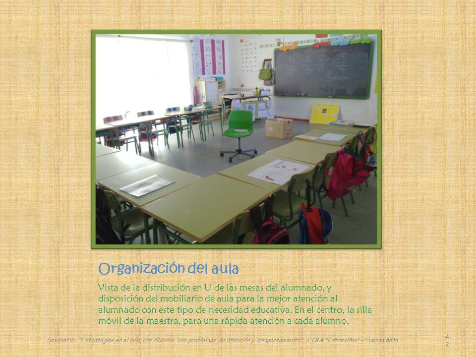 Organización del aula