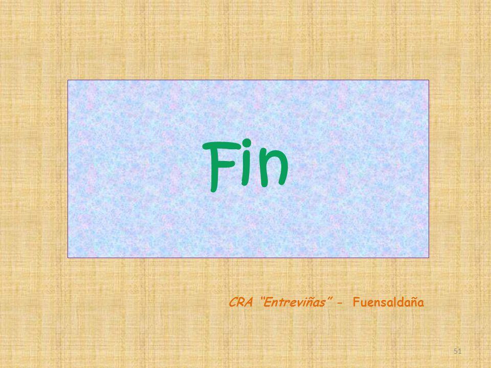 Fin CRA Entreviñas - Fuensaldaña