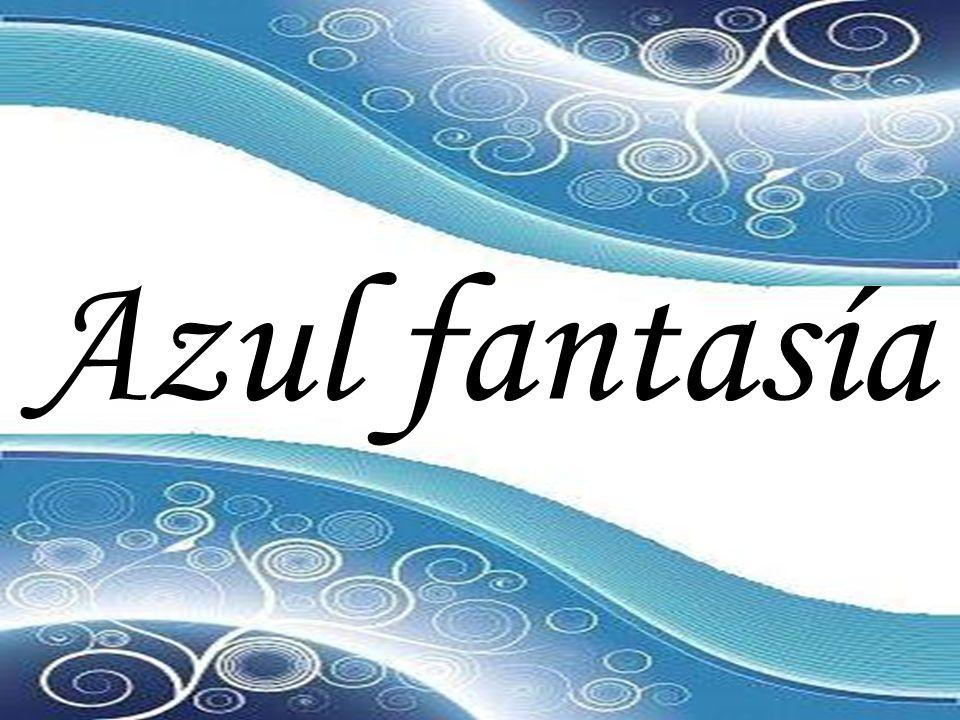 Azul fantasía
