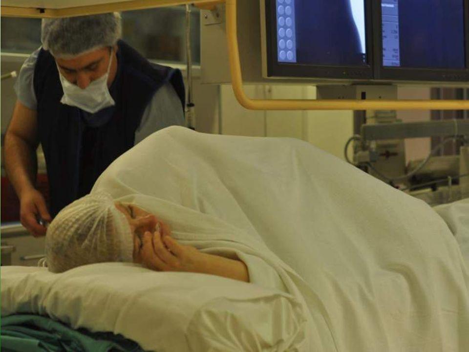 Posicionamiento del paciente