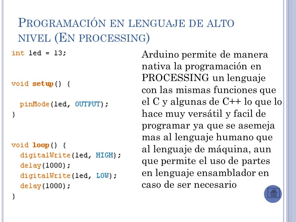 Programación en lenguaje de alto nivel (En processing)