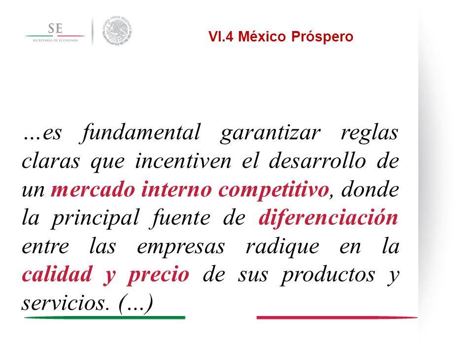 VI.4 México Próspero