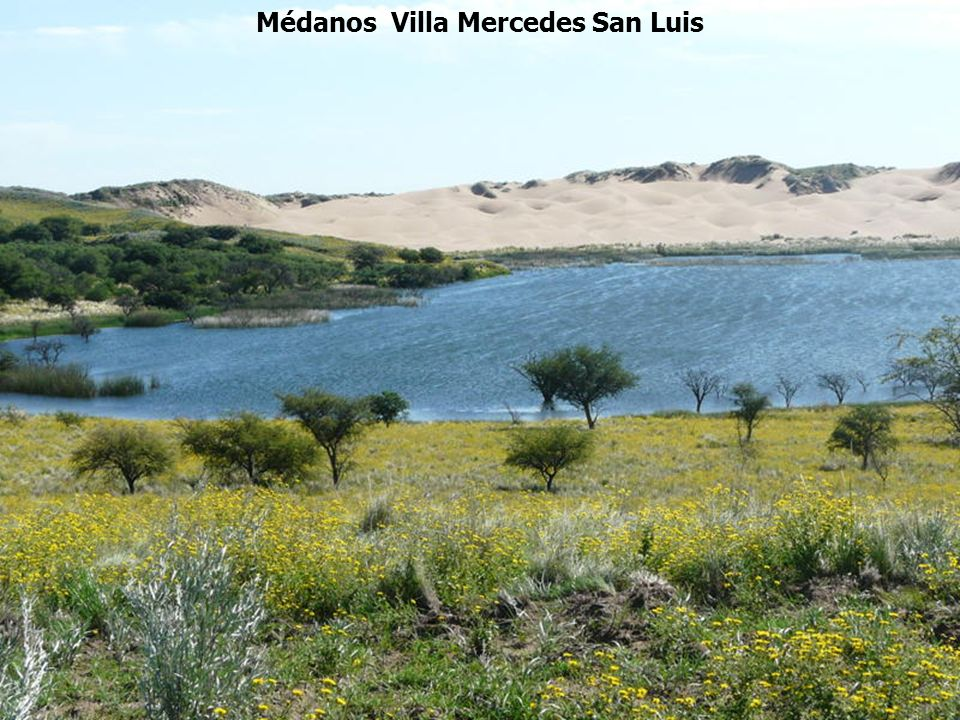 Médanos Villa Mercedes San Luis