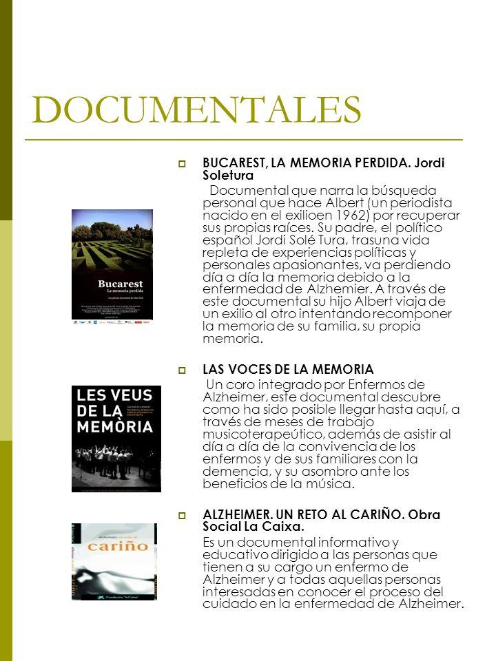 DOCUMENTALES BUCAREST, LA MEMORIA PERDIDA. Jordi Soletura