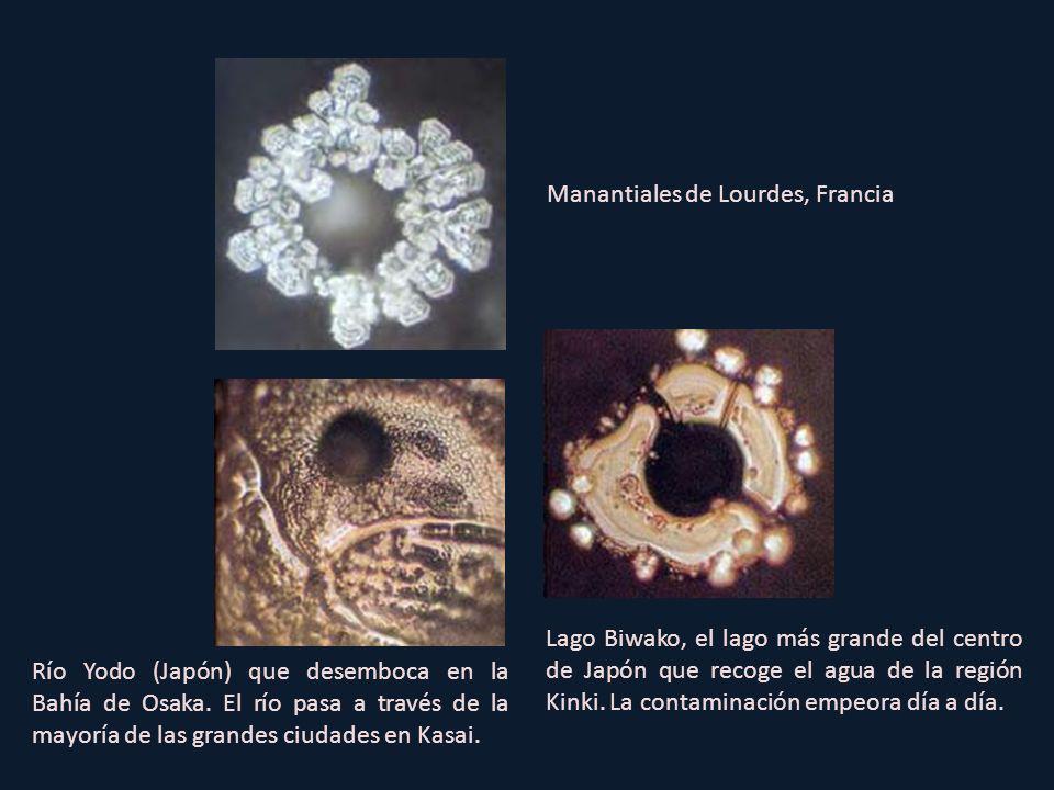 Manantiales de Lourdes, Francia