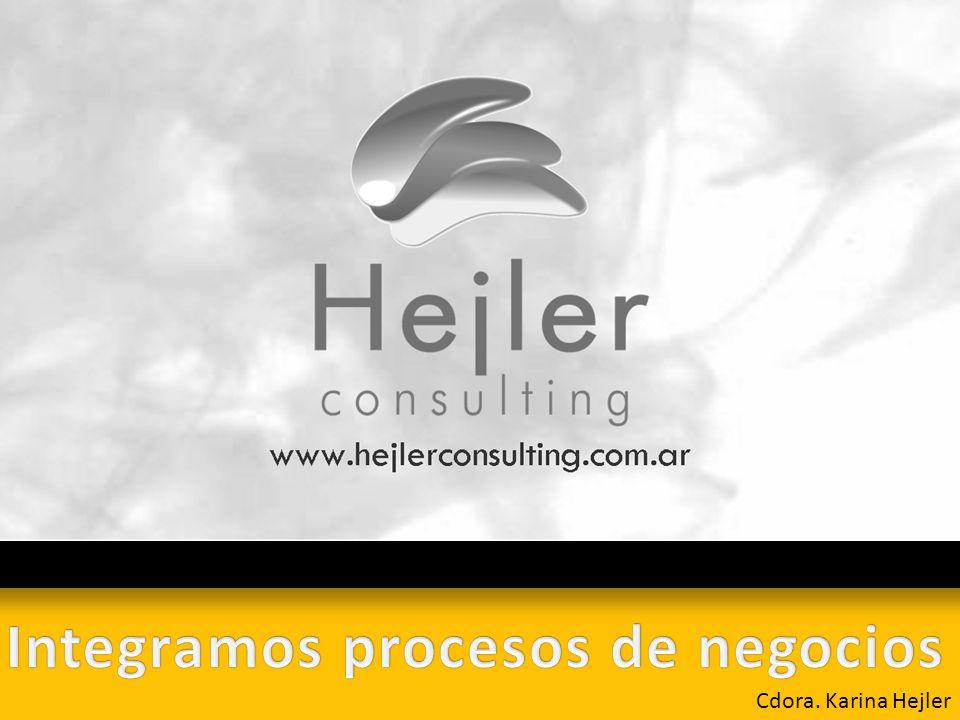 Integramos procesos de negocios