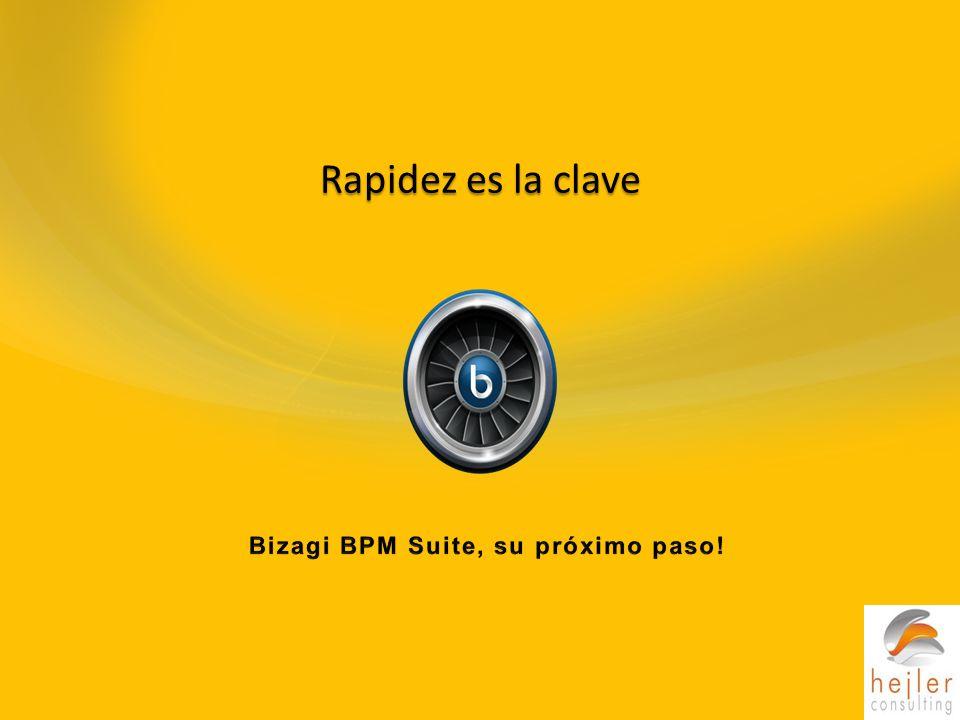 Bizagi BPM Suite, su próximo paso!