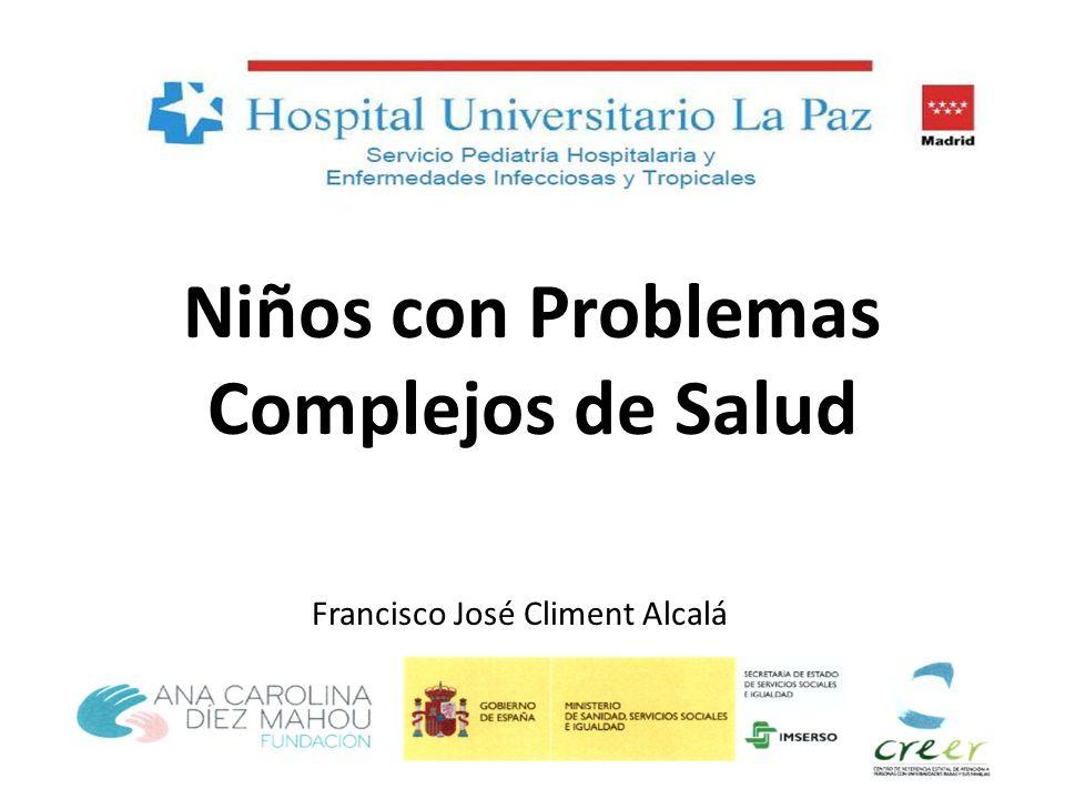 Niños con Problemas Complejos de Salud