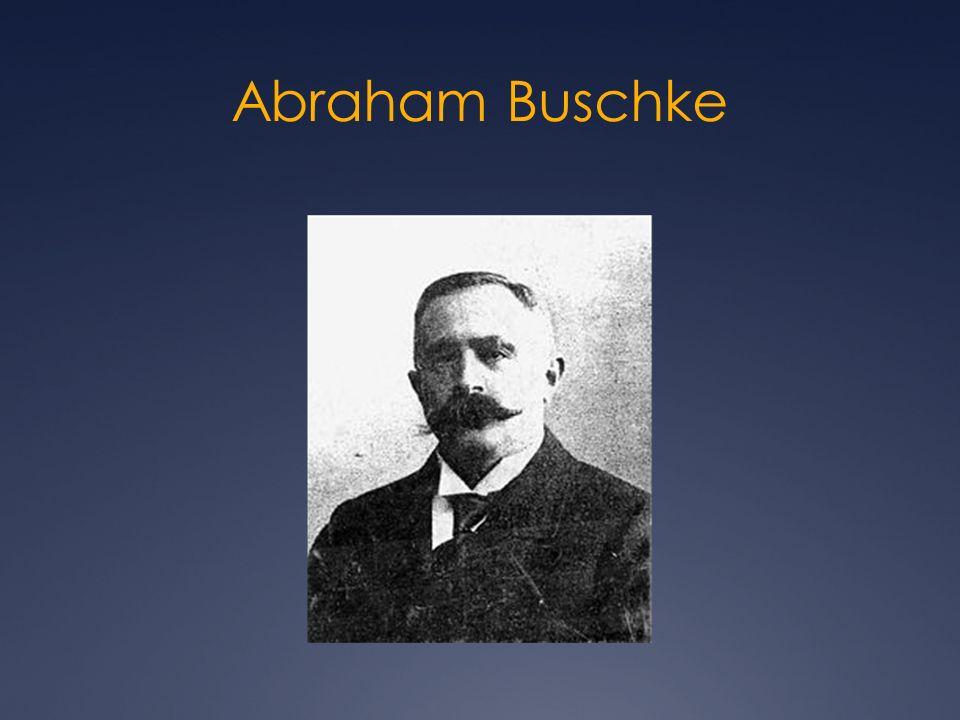 Abraham Buschke