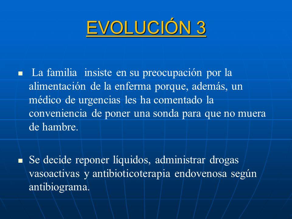 EVOLUCIÓN 3