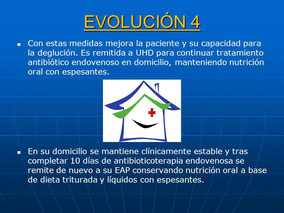 EVOLUCIÓN 4