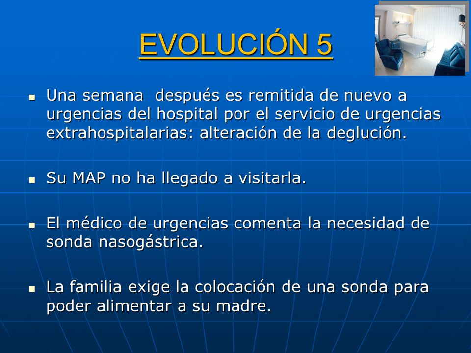 EVOLUCIÓN 5