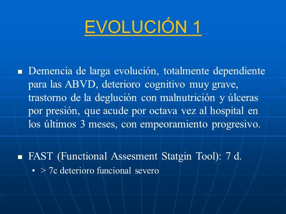EVOLUCIÓN 1