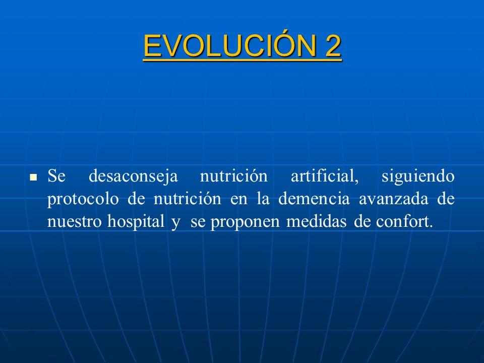 EVOLUCIÓN 2